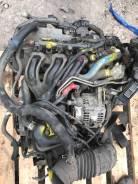Двигатель в сборе. Daihatsu Hijet, S331V KF, KFDET, KFVE