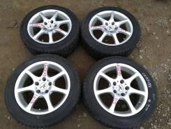 """Колеса AC Schnitzer R17 Dunlop 235/50R17 зима. 8.0x17"""" 5x120.00 ET55"""