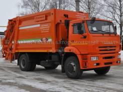 Мусоровоз МК-4546-06 на шасси КАМАЗ-53605-773950-48, 2019