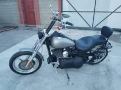 Harley-Davidson Dyna Street Bob FXDBI. 1 570куб. см., исправен, птс, без пробега