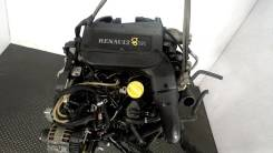 Контрактный двигатель Renault Scenic 1996-2002, 1.9 литра, дизель
