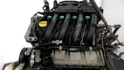 Контрактный двигатель Renault Scenic 1996-2002, 1.4 литра, бензин