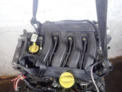 Двигатель в сборе. Renault Scenic Двигатели: K4M, K4M700, K4M701, K4M704, K4M706, K4M708, K4M761, K4M766, K4M782, K4M812, K4M813, K4M858, K4M866, K4M9...