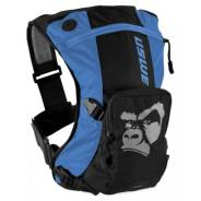 Рюкзак с поилкой Uswe Ranger 3 черно синий (2030503)
