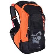Рюкзак с поилкой Uswe Ranger 9 черно оранжевый (2090506)
