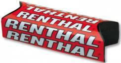 Подушка руля Renthal P274 Team Issue Fatbar Pad Red
