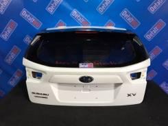 Крышка багажника Subaru XV GT G24 Crosstrek 2017 2018 2019