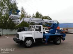 Випо-24. АГП ВИПО-24-01 на базе ГАЗ-33086, 24,00м.