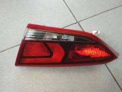 Фонарь внутренний правый Hyundai Solaris / Хёндай Солярис 92404H5000