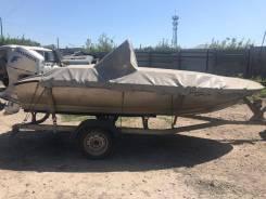 Продам катер Silver Beaver 450