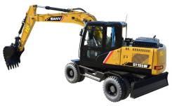 Sany SY155W. SY155W колесный экскаватор, 0,56куб. м. Под заказ
