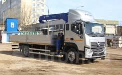 Foton Aumark. КМУ Soosan SCS514 Std на шасси BJ1126, 5 135кг., 4x2