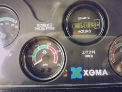 XGMA. Погрузчик фронтальный XG955H б/у (2017 г 1900 м. ч. ), 5 000кг., Дизельный, 3,00куб. м.
