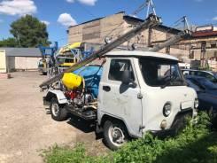 Продам опрыскиватель на базе УАЗ 3303