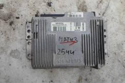 Блок управления двс. Daewoo Matiz, KLYA F8CV