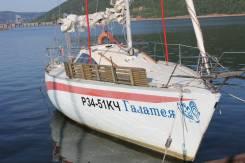 Парусно-моторная яхта Yamaha-26S