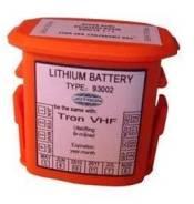 Рации Аварийная Li батарея Tron VHF/AIR 93002