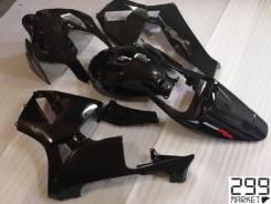 Комплект пластика HONDA CBR600RR 03-06 Черный, шт