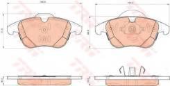 Колодки тормозные дисковые | перед | TRW GDB1925
