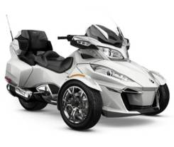 BRP Can-Am Spyder RT Limited, 2019