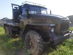 Урал4320 лесовоз, 1990