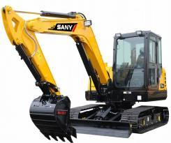 Гусеничный мини экскаватор Sany SY 95C, 2020