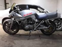 Suzuki GSX 400, 1992