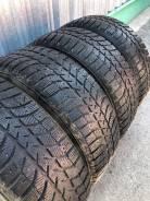 Bridgestone Ice Cruiser 5000. зимние, шипованные, б/у, износ 50%