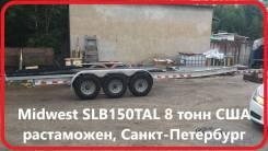Прицеп лодочный Midwest Мидвест SLB 150TAL 3 оси 8 тонн, 2007