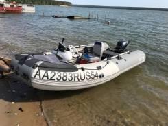 Продам лодку Сибриб 410