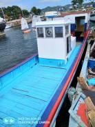 Шхуна рыболовно- транспортная.