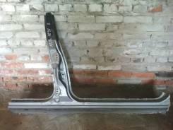Порог кузова правый Toyota Sprinter Carib AE95 90г 4A-FE
