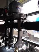 Мотор лодочный Сипро 5лс бу