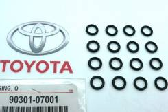 Кольцо форсунки/инжектора. Toyota 90301-07001*00, (Япония). Toyota: Lite Ace, Corona, Windom, Scepter, Aristo, Ipsum, Avensis, Sprinter Trueno, Coroll...
