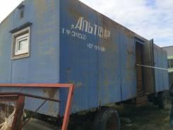 Продам здание мобильное на 4 человека на шасси №320 Альтаир