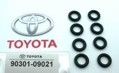 Кольцо/Прокладка. Toyota 90301-09021*00 (Япония). Toyota: Platz, Allion, ist, Ipsum, Avensis, WiLL Vi, Corolla, Yaris Verso, Probox, MR-S, Raum, Opa...