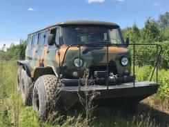 УАЗ Буханка 22069 6WD, 2005