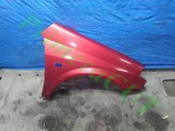 Крыло правое цвет AY4 Nissan Primera P12, HP12, TP12, RP12, QP12