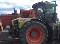 Claas Xerion, 2012