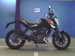 KTM 125 Duke, 2013
