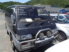Трубка тормозная на Mitsubishi Delica, P25W, P35W 4D56T