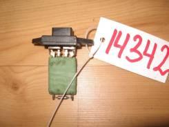 Резистор отопителя Geely MK 2008 (Резистор отопителя) [1018002760]