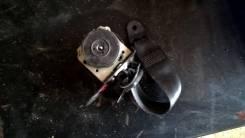 Ремень безопасности задний Nissan Almera G15 2013 (Ремень безопасности) [888444AA0C]