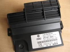 Блок электронный управления бортовой сети Audi A6 C6 2007 (Блок электронный) [4F0907280A]