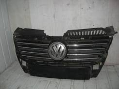 Решетка радиатора Volkswagen Passat B6 (Решетка радиатора) [3C0853651D]