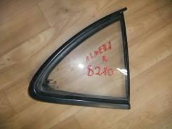 Стекло двери задней правой (форточка) Nissan Almera Classic B10 2006 (Стекло двери задней правой (форточка)) [8225095F0A]