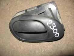 Ручка двери внутренняя левая Peugeot 206 1998-2012 (Ручка двери внутренняя левая) [9143A4], передняя/задняя
