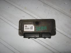 Блок управления двигателем VW Polo Sed RUS 2011 (Блок управления двигателем) [03C906014B]