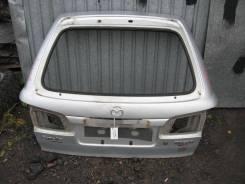 Дверь багажника Mazda 626 (GF) 1997-2002 (Дверь багажника)