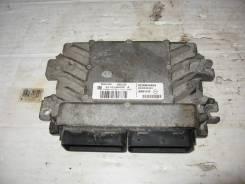 Блок Управления двигателем Renault Logan 2005-2014 (Блок управления двигателем) [8200856659]